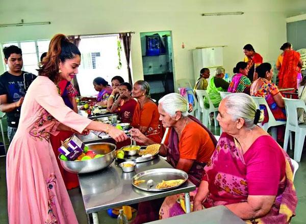 Vatsalayapuram – Feed with Joy